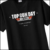 Get Your Top Gun Day T-Shirt Today