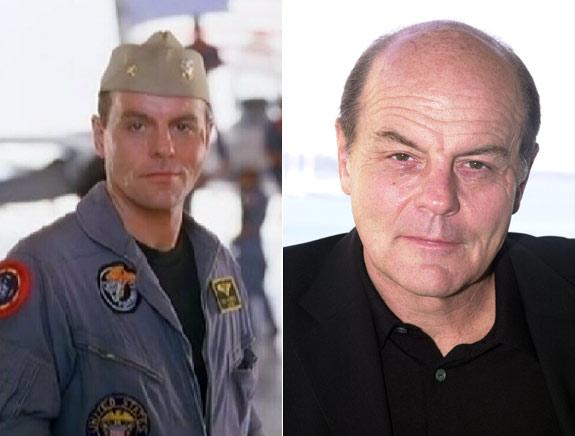 Top Gun – Lt. Cmdr. Heatherly – Michael Ironside